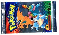① 1 BOOSTER CARTES POKEMON Neuf - LAMINCARDS - DRACAUFEU TORTANK FLORIZARRE