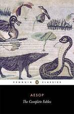 """""""VERY GOOD"""" Aesop - The Complete Fables, Aesop, Book"""