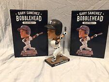 Gary Sanchez SGA 4/30/2017 New York Yankees Bobble Bobblehead Statue Figurine