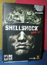 Shellshock Nam '67 PC CD-Rom with Box