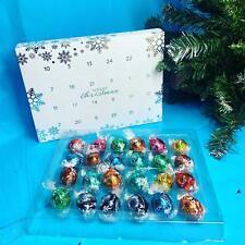 Lindt Lindor Assorted Chocolate Advent Calendar Countdown Christmas
