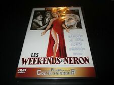 "DVD NEUF ""LES WEEK-ENDS DE NERON"" Brigitte BARDOT, Vittorio DE SICA"