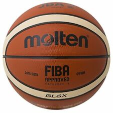 Molten Basketball GL7 FIBA Officilal Game Ball Size:7 GL7X BGL7X With Tracking