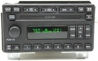 2001-2004 Ford Explorer Radio Stereo 6 Disc Changer Cd Player 3L2T-18C815-FB