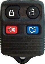 NEW 1999-2013 FORD MUSTANG 4-BUTTON KEYLESS ENTRY REMOTE (1-r12fx-dap-gtc)