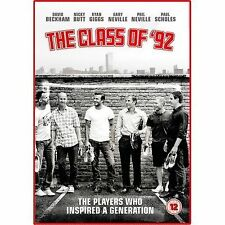 The Class of 92  with David Beckham New (DVD  2013) Fathers Day Gift
