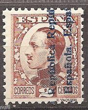 Spain Edifil # 593 ** MNH  Alfonso XIII - Vaquer - Imagen standard