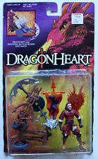 KENNER 1995 DRAGON HEART FELTON FIGURE W/SPINNING BATTLE BLADE MOC NEVER OPENED