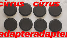 8X New EF EOS Rear lens Cap for Canon EF EF-S lens! Lot of 8!SAME DAY SHIPPING!
