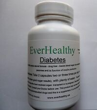 EverHealthy 100% Herbal Natural to lower high blood sugar