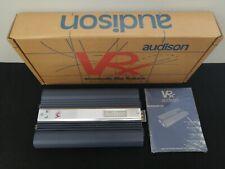 Audison VRX 1.500 Amplificatore Hi-End 4x110w RMS @ 4ohm