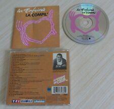 CD LES ENFOIRES LA COMPIL' 96 GOLDMAN VANESSA PARADIS CELINE DION HALLYDAY