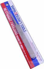 Tamiya High Grade Straight Tweezers (Round Tip) # 74109