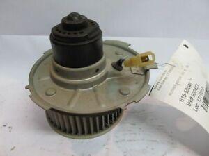 Blower Motor Without AC Fits 85-89 ISUZU I-MARK 19985