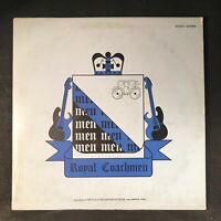The Royal Coachmen by The Royal Coachmen (s/t) (Sadbird SLP2506) LP NM/VG
