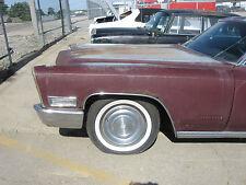 1968 Cadillac Fleetwood 75 Series 15 X 6 Steel Wheel Part Number 01493298