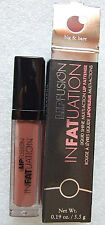 "Beauty LipFusion Infatuation Multi-Fusion acción labio más regordete ""Big & Bare"" Marrón"