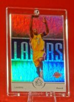 Reflections Kobe Bryant Los Angeles Lakers Jersey Super Rare Prism Refractor 🔥