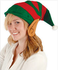 Christmas Holiday Felt Elf Ears Hat. One size fits most Teens/Adults.