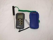 Hanna Instruments HI 935005 Digital Thermometer, 1 Input, K Type Input