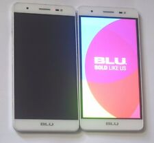 Lot of 2 BLU Energy X Plus E030U Android Wifi 4G UNLOCKED.Turn on.  READ!!