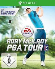 Microsoft XBOX - One XBOne Spiel EA Sports Rory Mcilroy PGA Tour 2015 15 2016 16