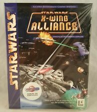 StarWars: X-Wing Alliance (1999) for PC Large Retail BIG BOX PORTUGUESE VERSION