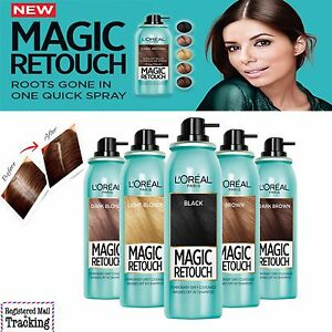 L'OREAL PARIS MAGIC RETOUCH Instant Spray Root Concealer Temporary Coverage 75ml