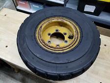 Forklift Wheel Tire, 6.50-10