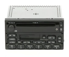 Ford 1999 2000 2001 2002 2003 2004 Ranger Radio AM FM CD CS IPOD IPAD MP3 Input