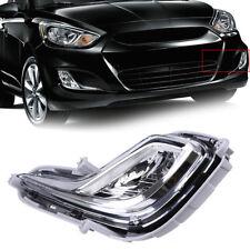 For 2012 2016 Hyundai Accent Sedan Hatchback Left  Fog Light Lamp