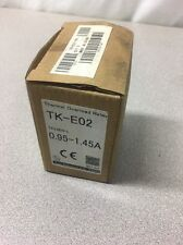 Fuji Electric TK-E02 Thermal Overload Relay 0.95-1.45A # TK22EW-L