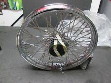 Chrome DNA 60-Spoke Front Wheel 19''x2.15'' 84-99 HD Sportster M19211134
