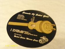 Sounds Of Solid Gold USMC LP Radio Show Janis Ian Three Dog Night John Denver