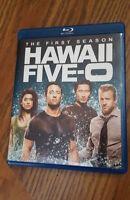 Hawaii Five-0: The First Season (Blu-ray Disc, 2012, 6-Disc Set) MINT
