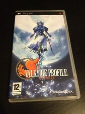 Valkyrie Profile: Lenneth - PSP - Complete With Manual.
