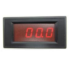 Dc 50ua Red Led Digital Microampere Ammeter Panel Digit Current Meter 0 50ua Dc