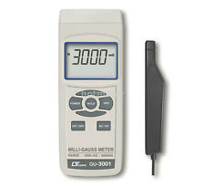 LUTRON Gu-3001 Precision Milli Gauss metro Tester
