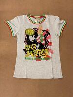 Bob Marley Women's Gray T-Shirt Size XL ''1973 Lexington, KY''- FREE SHIPPING