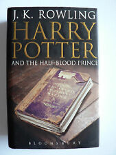 Harry Potter and the Half-Blood Prince - J.K. Rowling (Hardcover, 2005).
