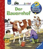 Wieso? Weshalb? Warum? - junior 1: Der Bauernhof ... | Buch | Zustand akzeptabel