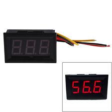 DC 2.5-30V LED Panel 3-Digital Display  Spannungsvoltmeter sehr günstig