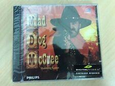Mad Dog McCree - Philips CD-i 731069005827