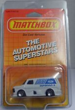Matchbox mint carded MK2 Transit Supervan In protector pack