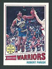 Robert Parish Golden State Warriors 1977-78 Topps Card #111 RC