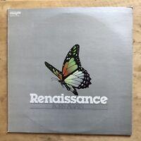 Renaissance Born Again 1976 Vinyl LP Tempo Records R-7136