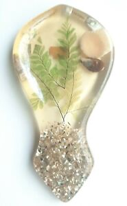 Vintage Design Gifts Spoon Rest Epoxy Resin