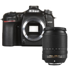 Nikon D7500 20.9MP Digital SLR Camera with 18-140mm VR AF-S DX Zoom Lens