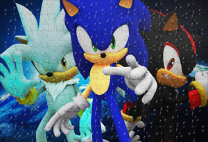 Sonic The Hedgehog Puzzle