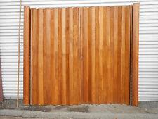 Pella Folding Doors - Unique, Antique Just Beautiful - Covers 8 foot opening !